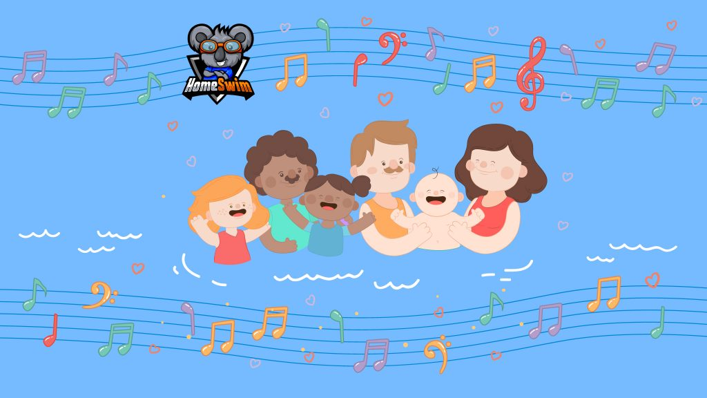 Songs for Babies Swimming Lessons